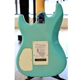 Godin Session - Coral Blue HG Maple Neck Electric Guitar & Case