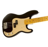 Fender Classic Series '50s Precision Bass Lacquer, Black, Maple
