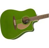 Fender Redondo Player, Electric Jade Electro Acoustic Guitar