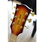 Gordon Smith GS2 Deluxe Heritage Cognac Burst Electric Guitar & Hard Case