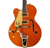 Gretsch G5420TGLH-59 Electromatic Hollow, US Bigsby, Left-Handed, Vintage Orange