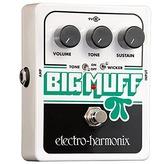 Electro Harmonix Big Muff Pi with Tone Wicker Fuzz