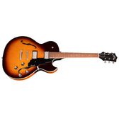 Guild Starfire I SC Electric Guitar, Antique Burst