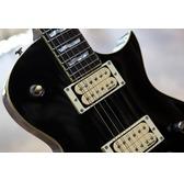 ESP LTD EC-401V DMZ BLK Black Electric Guitar