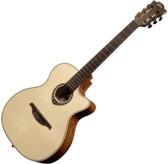 Lag Tramontane Nylon 270 TN270ACE Auditorium Cutaway Electro Classical Guitar