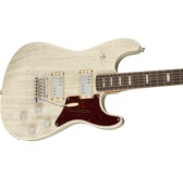 Fender Parallel Universe Volume II Uptown Strat, Static White, Rosewood