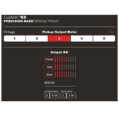 Fender Custom Shop '62 Precision Bass Pickup, Black