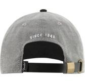 Fender Hipster Dad Hat, Grey & Black, One Size Fits Most