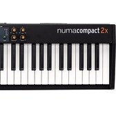 Studiologic Numa Compact 2X Portable 88 Note Stage Piano