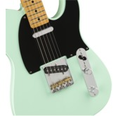 Fender Vintera '50s Telecaster Modified, Surf Green, Maple