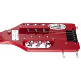 Traveler Guitar Ultra-Light Electric Travel Guitar, Torino Red