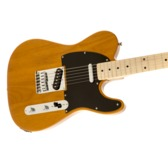 Fender Squier Affinity Series Telecaster, Butterscotch Blonde, Maple