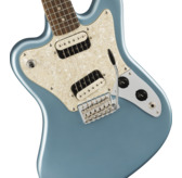 Fender Squier Paranormal Super-Sonic, Ice Blue Metallic, Laurel