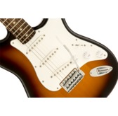 Fender Squier Affinity Series Stratocaster, Brown Sunburst, Laurel