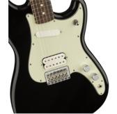 Fender Duo-Sonic HS, Canary Diamond, Pau Ferro
