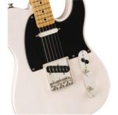 Fender Squier Classic Vibe '50s Telecaster, White Blonde, Maple