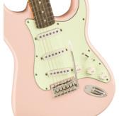 Fender Squier FSR Classic Vibe '60s Stratocaster, Shell Pink, Laurel