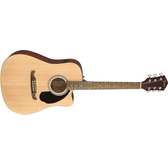 Fender FA-125CE Dreadnought Electro Acoustic Guitar, Natural