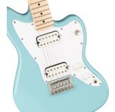 Fender Squier Mini Jazzmaster HH, Daphne Blue, Maple