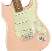 Fender Limited Edition Player Stratocaster, Shell Pink, Pau Ferro