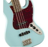 Fender Squier Classic Vibe '60s Jazz Bass, Daphne Blue, Laurel
