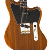 Fender Made In Japan Mahogany Offset Telecaster, Natural, Rosewood