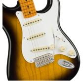 Fender Classic Series '50s Stratocaster Lacquer, 2-Colour Sunburst, Maple