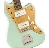 Fender Squier FSR Classic Vibe '60s Jazzmaster, Surf Green, Laurel
