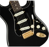 Fender Made In Japan Traditional 60s Stratocaster, Midnight, Rosewood