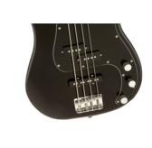 Fender Squier Affinity Series Precision Bass PJ, Black, Laurel