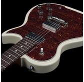 Godin Radiator Bourbon Burst, Rosewood Neck Electric Guitar & Case
