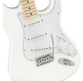 Fender Squier FSR Affinity Series Stratocaster, Olympic White, Maple