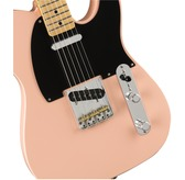 Fender 2019 Limited Edition Classic Player Baja Telecaster, Shell Pink, Maple