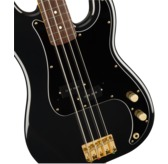 Fender Made In Japan Traditional 60s Precision Bass, Midnight, Rosewood