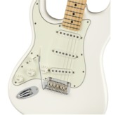 Fender Player Stratocaster Left-Handed, Polar White, Maple