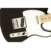 Fender Squier Affinity Series Telecaster, Black, Maple