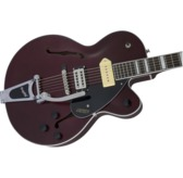 Gretsch G2420T-P90 Streamliner Hollow Body P90 w/Bigsby, Midnight Wine Satin