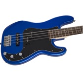 Fender Squier Affinity Series Precision Bass PJ, Imperial Blue, Laurel