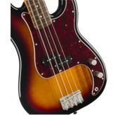 Fender Squier Classic Vibe '60s Precision Bass, 3-Colour Sunburst, Laurel