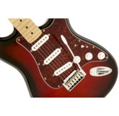 Fender Squier Standard Stratocaster, Antique Burst, Maple