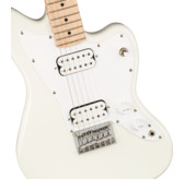 Fender Squier Mini Jazzmaster HH, Olympic White, Maple