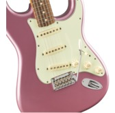 Fender Vintera '60s Stratocaster Modified, Burgundy Mist Metallic, Pau Ferro