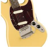 Fender Squier Classic Vibe '60s Mustang, Vintage White, Laurel