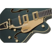 Gretsch G5420TG Limited Electromatic Hollow Body Single-Cut, Cadillac Green