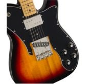 Fender Squier Classic Vibe '70s Telecaster Custom, 3-Colour Sunburst, Maple