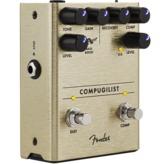 Fender Compugilist Compressor/Distortion Pedal