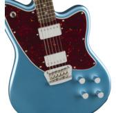 Fender Squier Paranormal Toronado, Lake Placid Blue, Laurel
