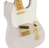 Fender Limited Edition American Original 50s Telecaster, White Blonde, Maple
