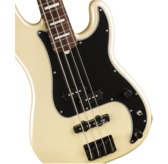 Fender Duff McKagan Deluxe Precision Bass, White Pearl, Rosewood