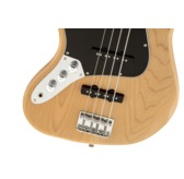 Fender Squier Vintage Modified Jazz Bass '70s Left-Handed, Natural, Maple
